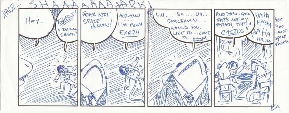 SPACE SHARRRKKKK